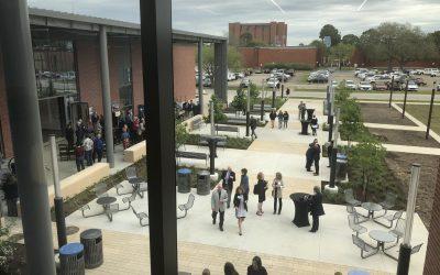Lamar University Opens Science & Technology Building